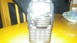 radio baofeng pegando frequência radio policia