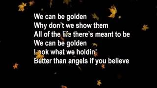 Brandon Beal feat. Lukas Graham ~ golden //LYRICS