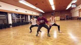 'Bun Up The Dance' by Skrillex feat. Dillon Francis = Mecnun Giasar (GER) = HIP HOP MEETING 2015