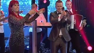 EDO MALIC - Kraljica Balkana - NOVOGODISNJI PROGRAM - ( OTV VALENTINO 01.01.2016.)