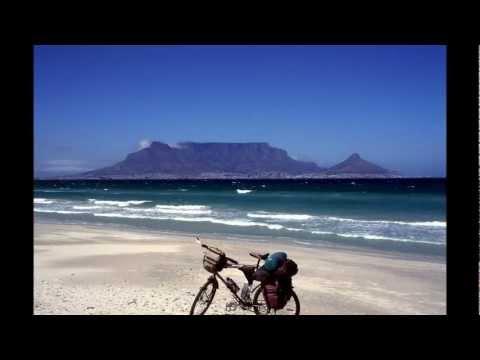 Mit dem Fahrrad durch Afrika – Streckenübersicht – 11.000 km durch Afrika