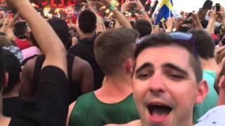 Tiësto & KSHMR feat. Vassy - Secrets (Vassy live intro @ Ultra Music Festival 2016)