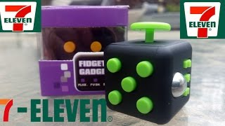 7-Eleven Fidget Cube Unboxing, Review, and Giveaway.