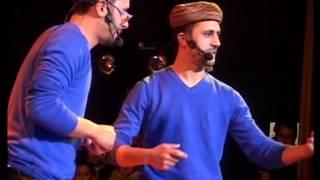 Hassan & Mouhcine : Bladi Blad Lkher Live Show بلادي بلاد الخير