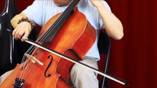 The Vitale Cello | Beautiful Beginner Cello from Superior Violins