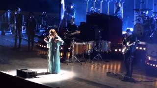 Florence + The Machine (live in Bologna) - Long & Lost