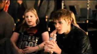 Justin Bieber and Rascal Flatts-That Should Be Me (Behind The Scenes)
