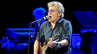The Who - Behind Blue Eyes - Milwaukee, WI - March 21, 2016 LIVE