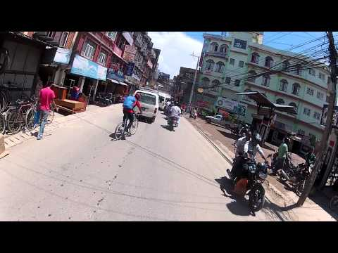 Cycling in Nepal part 3 -In KTM