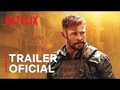Resgate, com Chris Hemsworth, novidade da Netflix