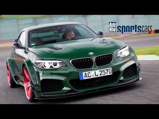 AC Schnitzer ACL2: M4-Power im M235i! / Supertest / Sachsenring / Sound - AUTO BILD SPORTSCARS