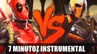 Instrumental - Deadpool VS. Exterminador   Duelo De Titãs [REMAKE] (7 Minutoz)