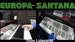 Europa Santana - Sax Piano Cover HD Luiscar88