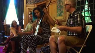 Rhiannon Giddens & Greg Adams - Julie - Augusta Old Time Week 2016