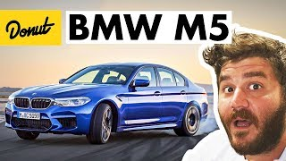 BMW M5 - Everything You Need To Know | Up to Speed width=