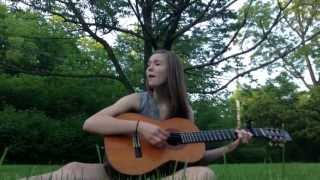 """Clouds"" Zach Sobiech, cover by Leah"