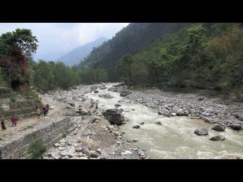 TCF Trek Nepal 2010