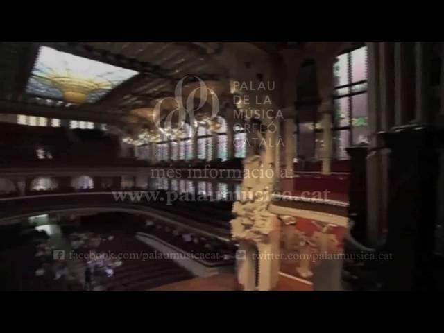 Vídeo de Palau de la Música