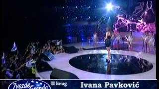 Ivana Pavkovic - Rodjeni - (LIVE) - Zvezde Granda (Finale 2. krug) - (TV Pink 2011)