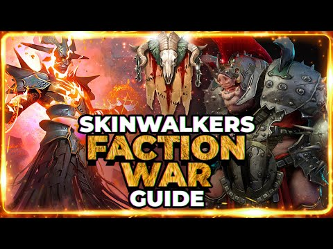 SKINWALKERS Faction Guide | TOUGH Faction! | RAID Shadow Legends