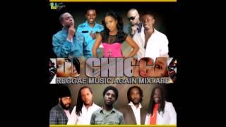 Reggae Music Again Mixtape 2013 - 36 Chronixx Ft Sizzla,Protoje & Kabaka Pyramid - Selassie Souljahz