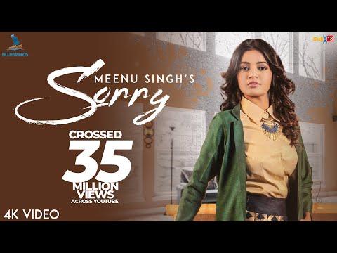 SORRY LYRICS - Meenu Singh   Punjabi Song