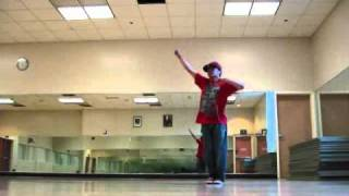Donnell Jones - You Know That I Love You Choreography By | Chris Zou