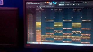 Instrumental (zouk) ft Dj.Azedon