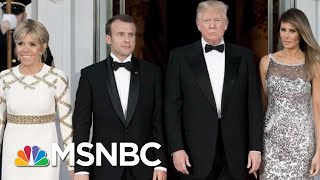President Trump Says He's Too Busy To Get Melania Trump A Birthday Gift | All In | MSNBC