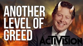 How Activision CEO Bobby Kotick Made MILLIONS By Lying To Investors