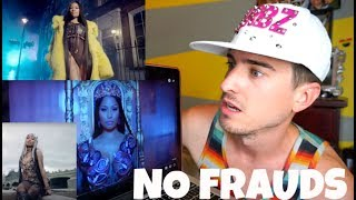 Nicki Minaj, Drake, Lil Wayne - No Frauds {REACTION VIDEO}