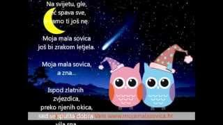 Uspavanka Moja mala sovica - Leonora Surian