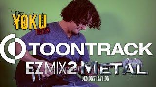 Toontrack Ez Mix 2 - Metal Demonstration