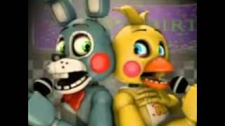 Fnaf Tu eres mi persona Favorita Toy Bonnie X Toy Chica