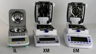 Intelligent Weighing Technology | Moisture Analysis | Laboratory Balance