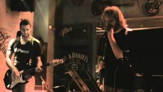 Blake's Receipt of Death - Through the Glass (Stone Sour) Live @ Afterdark Club, Athens 5/10/2011