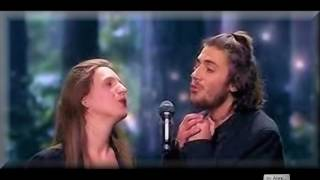 "EUROVISION 2017 SALVADOR Sobral and LUISA Sobral ""Amar Pelos Dois"" (Love for both)"