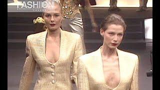 BASILE Fall 1993 Milan - Fashion Channel
