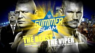 WWE SummerSlam 2016 Official theme song - Back to the NYC with download link