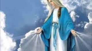 Oração Maria passa na frente na voz do radialista Francisco Borges.