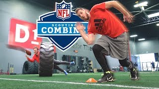 Beating NFL Players Records!! *FOOTBALL CHALLENGE*
