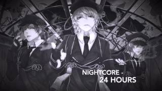 NightCore - 24 Hours [TeeFLii]