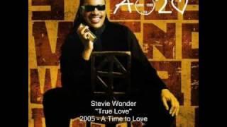 Stevie Wonder - True Love