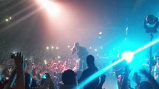 The Game Live - Higher (clip)