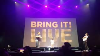 DD4L Bring It Live Tour 2017 San Antonio, TX: Coach D Boy Dance Battle