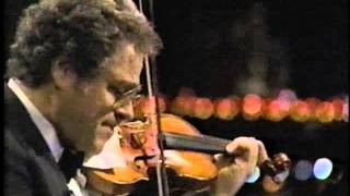 ITZHAK PERLMAN - WINTER FROM VIVALDI'S FOUR SEASONS - LARGO - PART 2/3