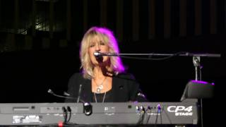 Lindsey Buckingham Christine Mcvie - Wish You Were Here  June 23 2017 Nashville
