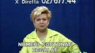 """WANNA MARCHI """"""""DOCCIA CRANIO"""""""""""