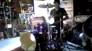 chasing victory - selling out ain't easy drum cover