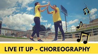 Live It Up - Nicky Jam feat Will Smith (2018 FIFA World Cup Russia) Choreography By Leonardo Siza